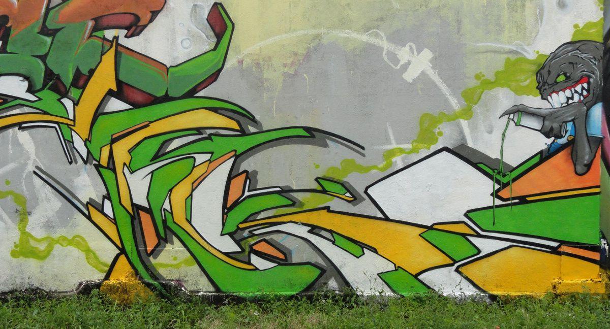 Album - Graffitis Dept 37 Tom 002