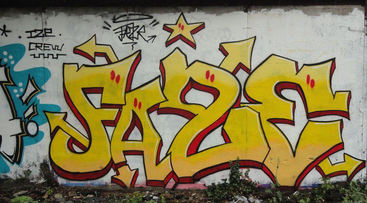 Street Art : Graffitis & Fresques Murales 37233 Saint Pierre des Corps
