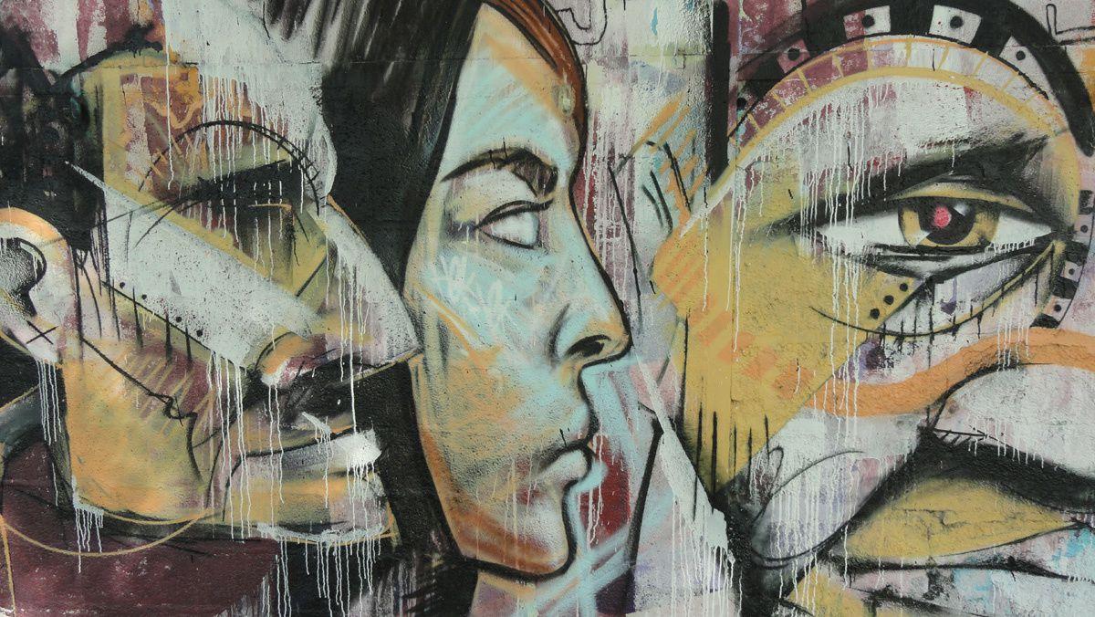 Street Art : Graffitis & Fresques Murales 35236 Redon