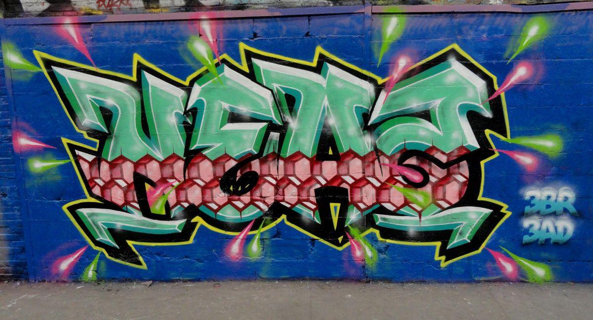 Street Art :Graffitis & Fresques Murales département Hauts de Seine (92)