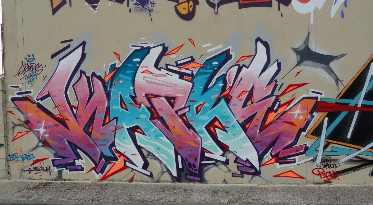Street Art :Graffitis & Fresques Murales 31200 Toulouse