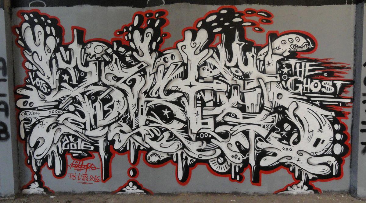 Street Art : Graffitis & Fresques Murales 31200 Toulouse