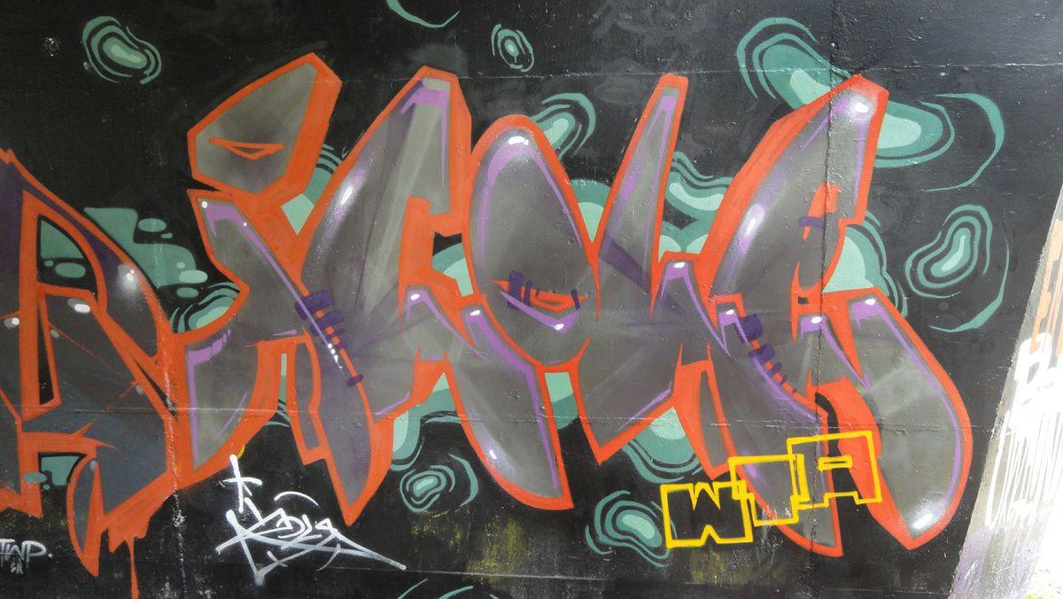 Album - Graffitis Dept 79 Tom 002