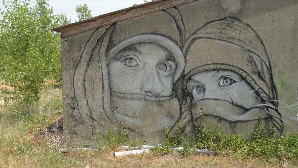 Street Art : Graffitis & Fresques Murales Département Tarn & Garonne (82)