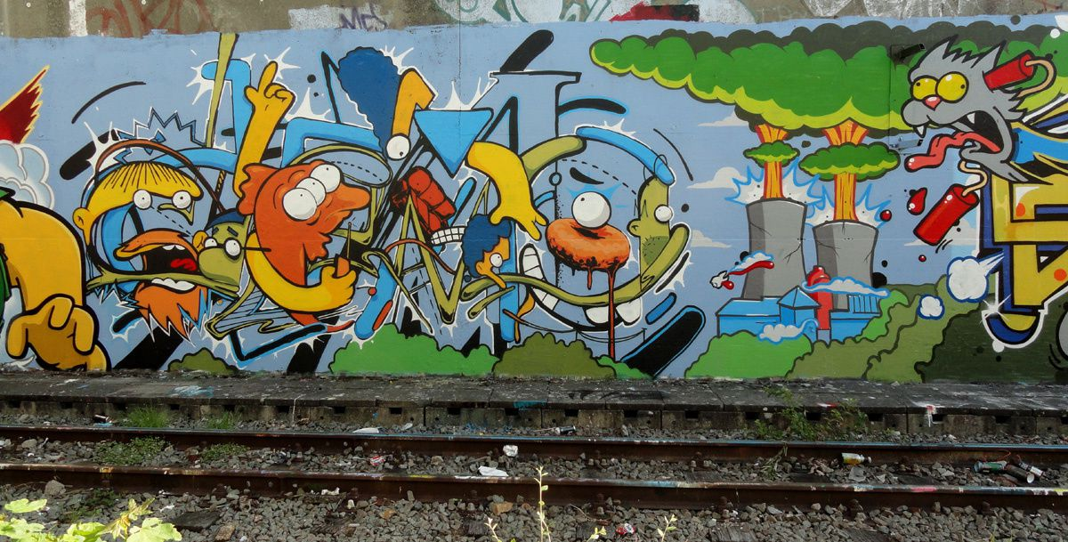 Album - Graffitis Belgique Tom 015