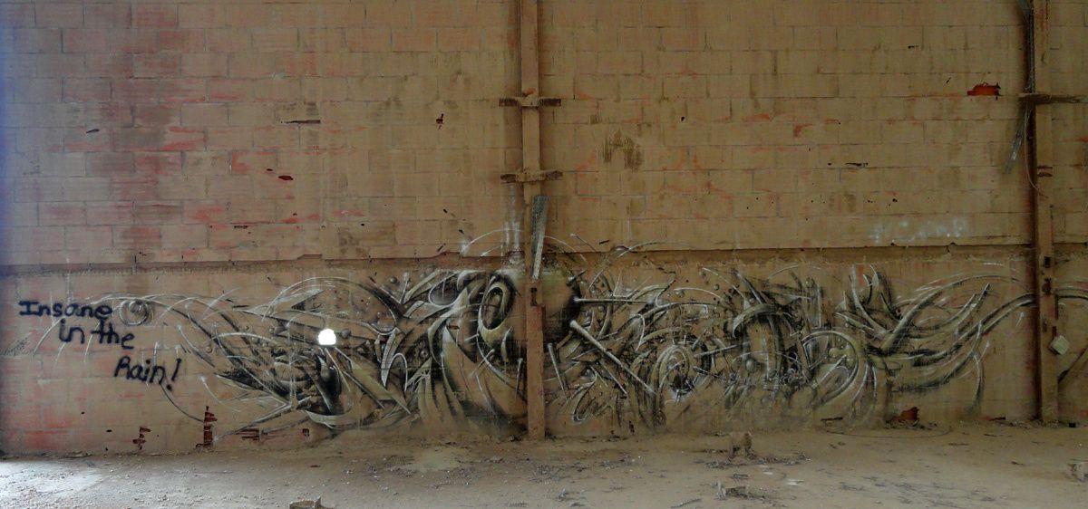 Album - Graffitis Dept 82 Tom 001