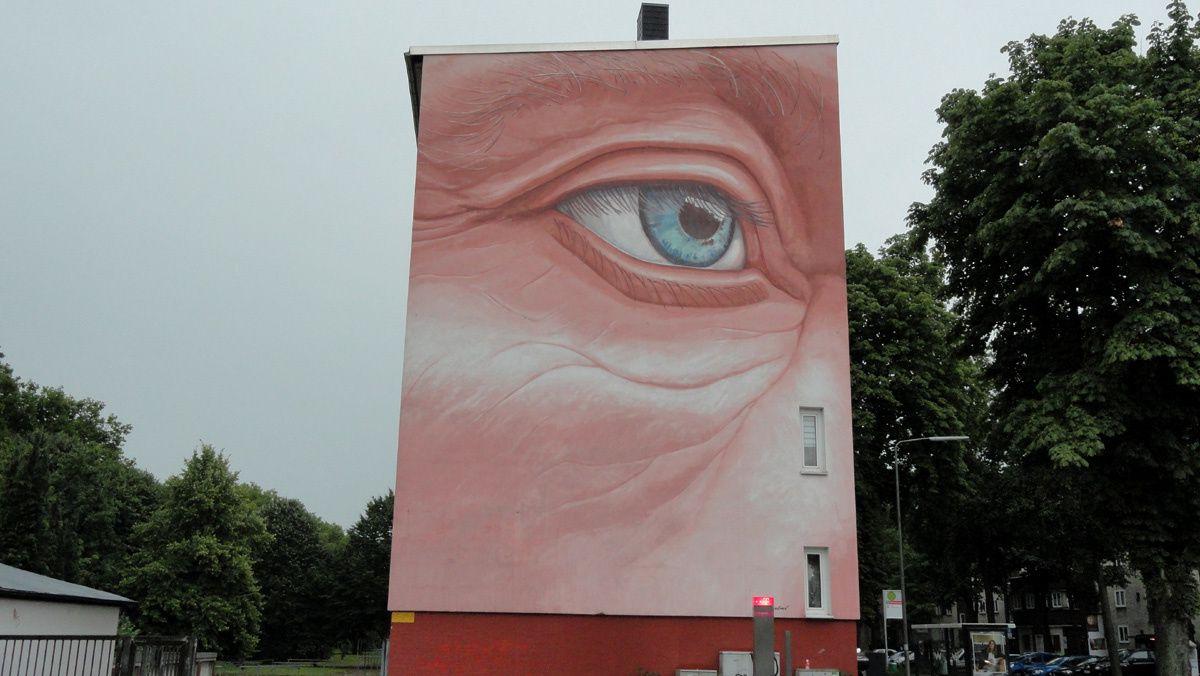 Street Art : Graffitis & Fresques Murales 40235 Dusseldorf