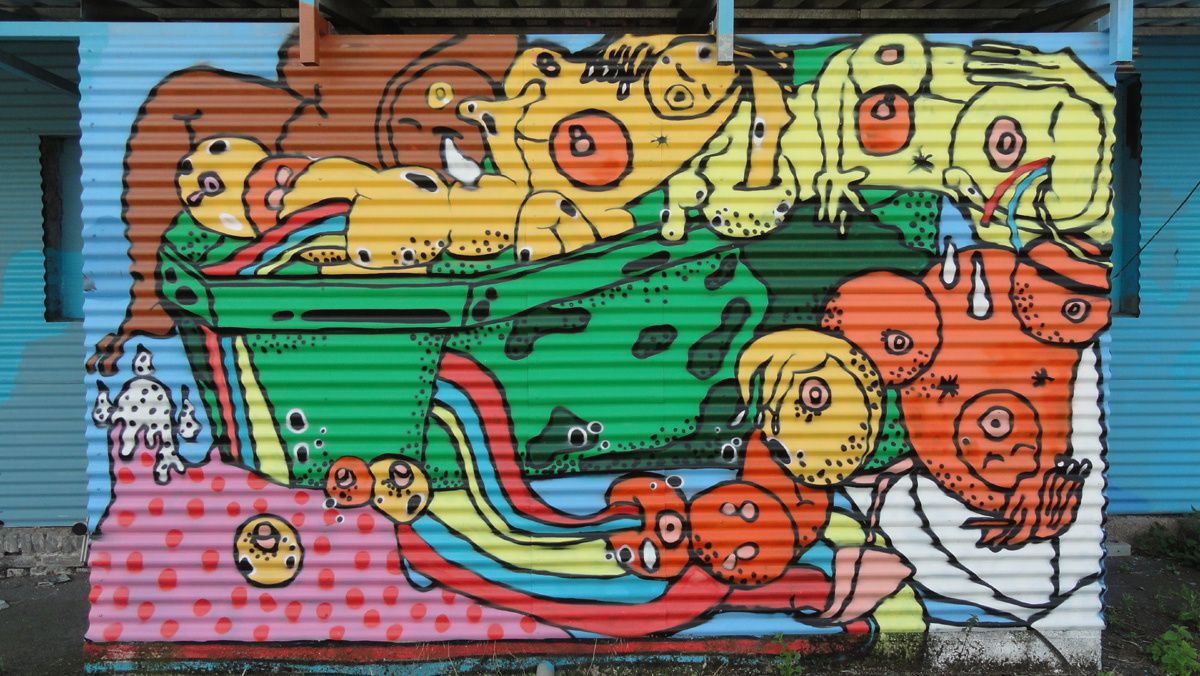 Album - Graffitis Allemagne Tom 003