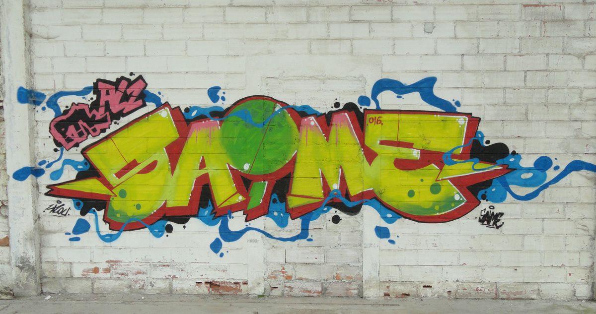 Album - Graffitis Dept 65 Tom 001