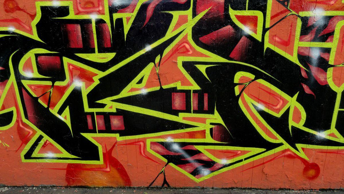 Street Art : Graffitis & Fresques Murales 40789 Monheim Am Rhein