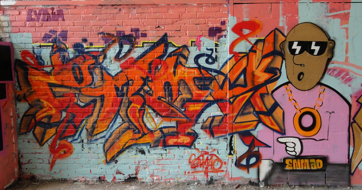 Album - Graffitis Dept 92 Tom 018
