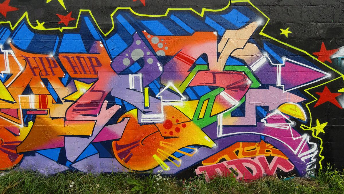 Album - Graffitis Dept 93 Tom 050