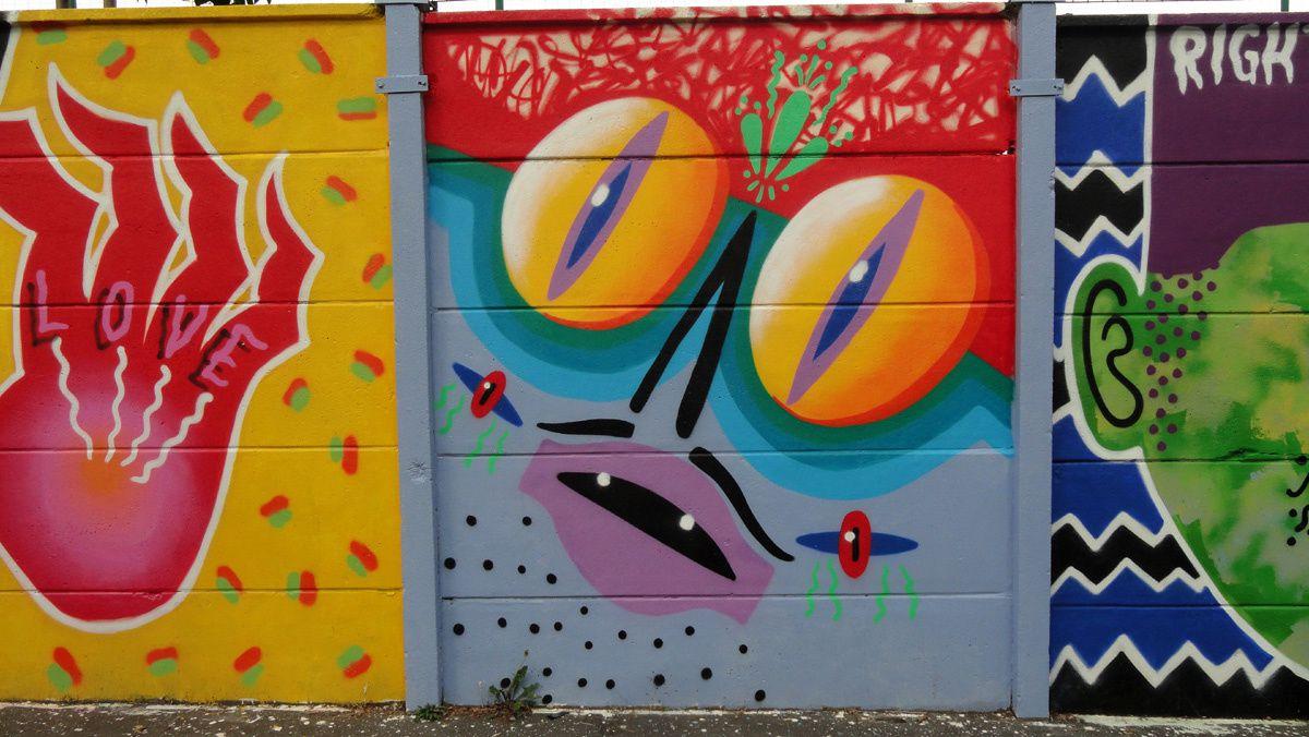 Album - Graffitis Paris Tom 061