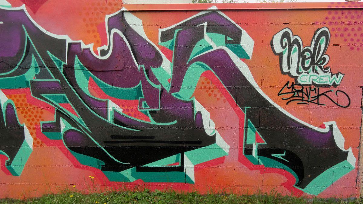 Street Art : Graffitis & Fresques Murales département Essonne (91)