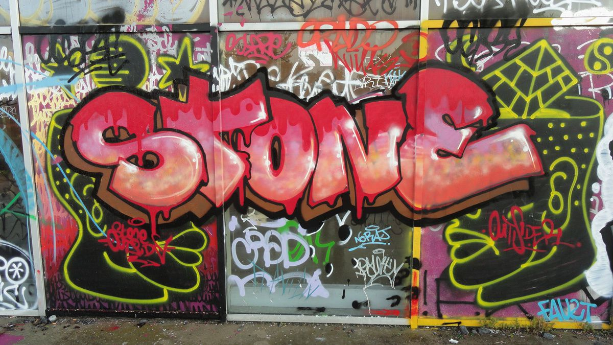 Album - Graffitis Dept 59 Tom 005