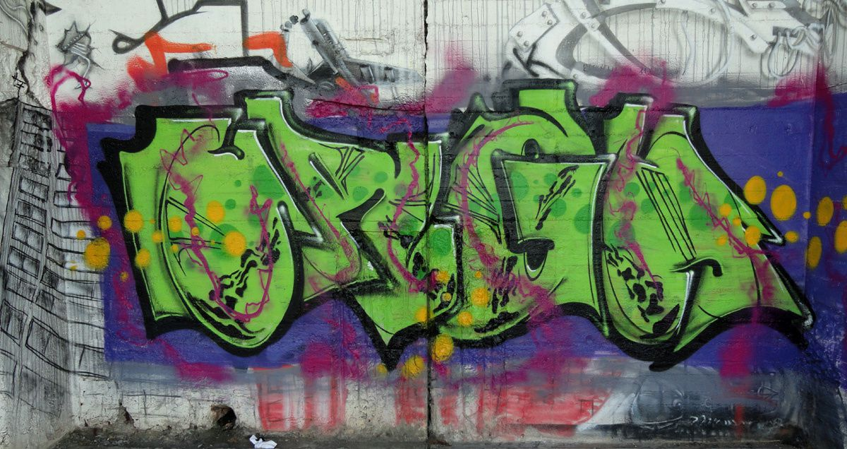Street Art :Graffitis & Fresques Murales 47053 Duisburg (Germany)