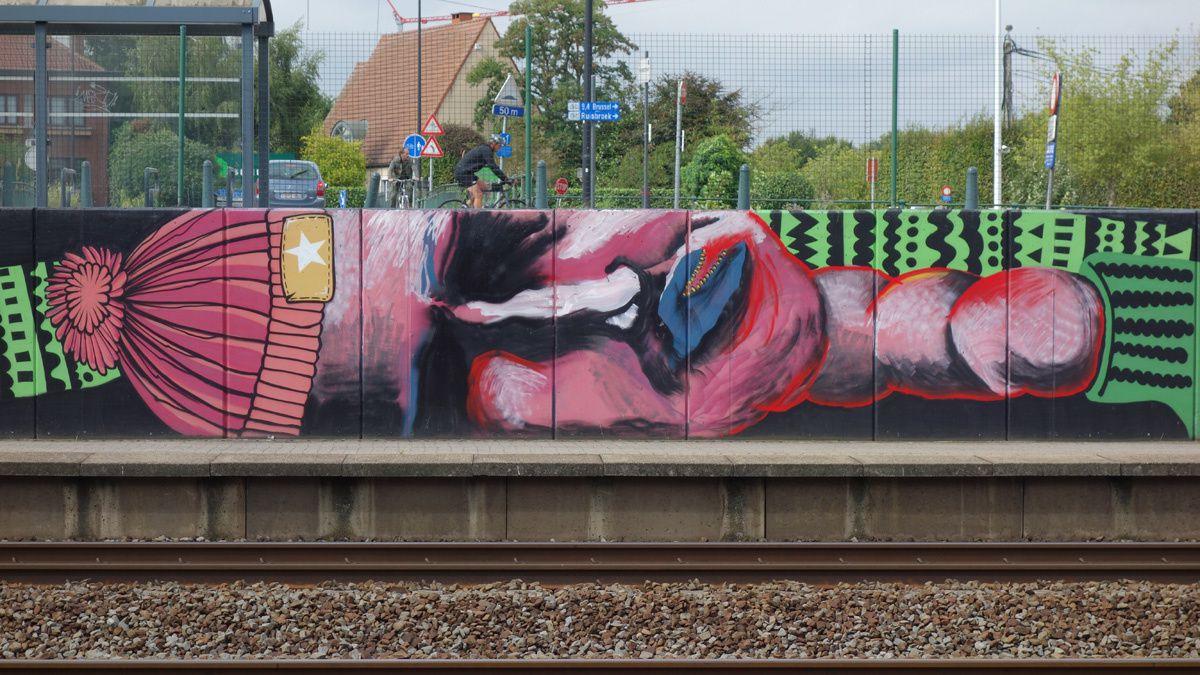 Album - Graffitis Belgique Tom 016