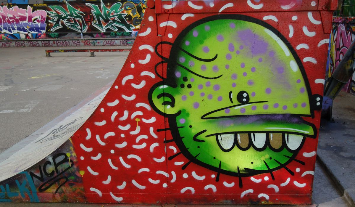 Album - Graffitis Paris Tom 061
