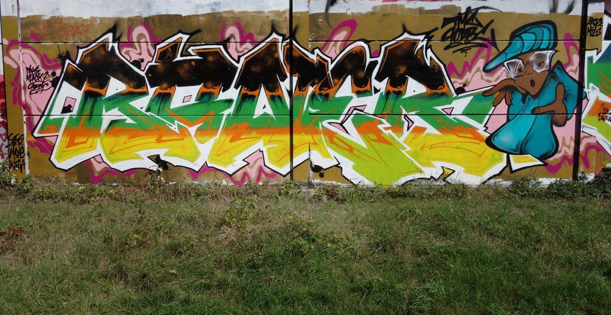 Album - Graffitis Dept 95 Tom 005