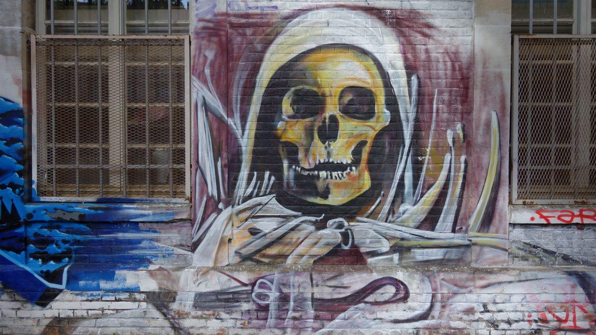 Street Art : Graffitis & Fresques Murales 80021 Amiens