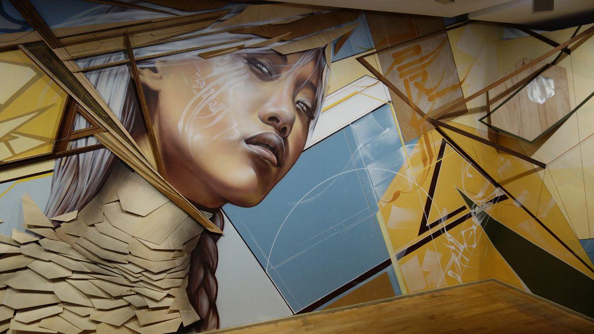 Street Art : Graffitis & Fresques Murales 75007 Paris