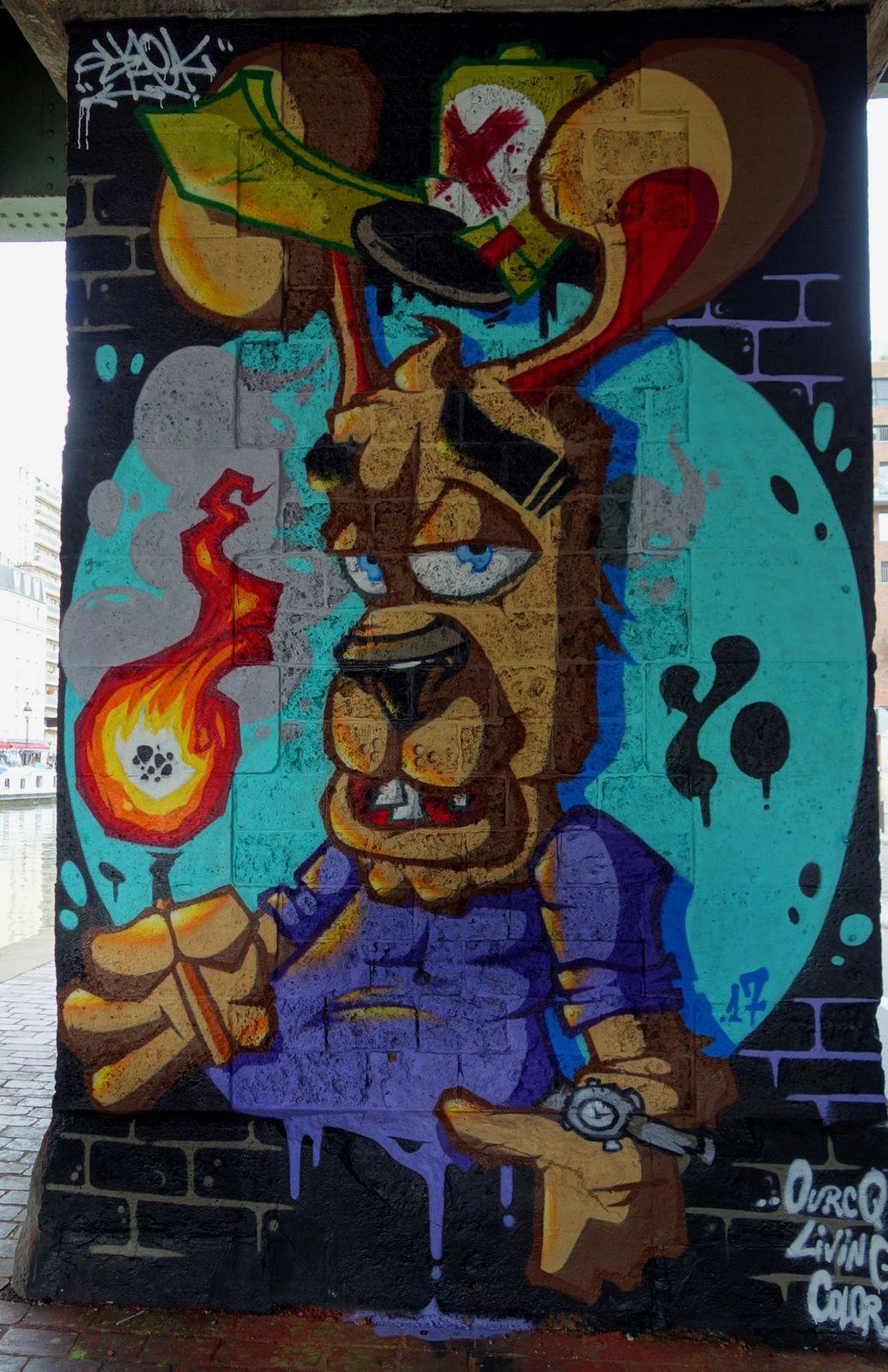 Album - Graffitis Paris Tom 064