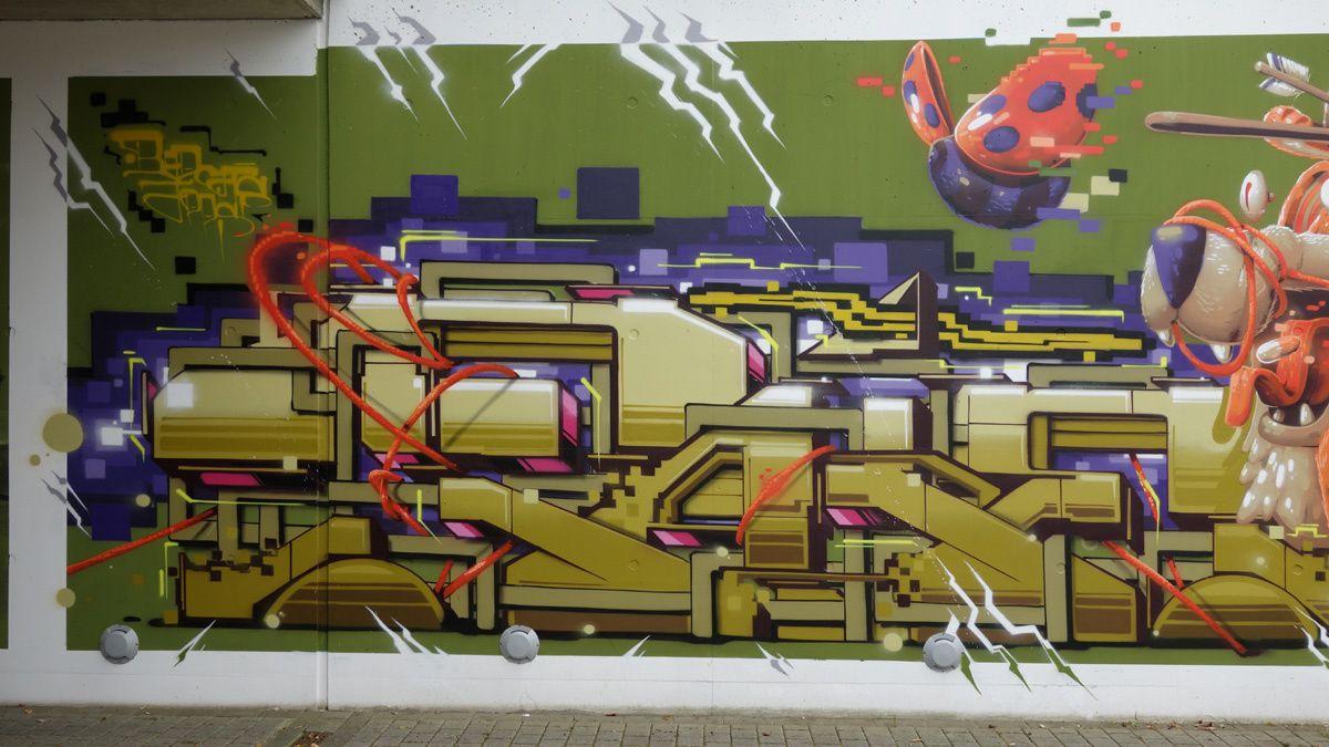 Album - Graffitis Luxembourg Tom 003