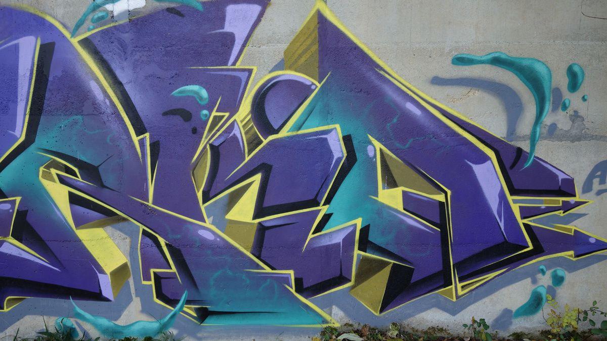 Street Art : Graffitis & Fresques Murales Département Seine Maritime (76)