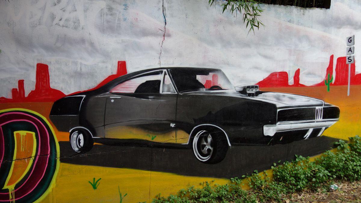 Street Art : Graffitis & Fresques Murales 92040 Issy les Moulineaux