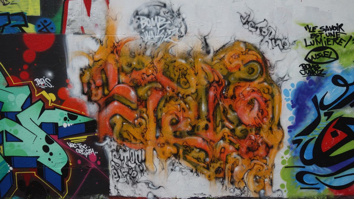 Album - Graffitis Paris Tom 065