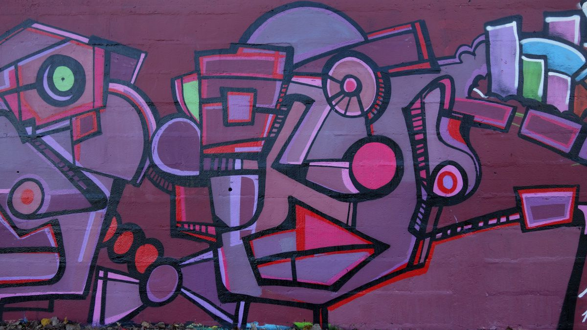 Street Art : Graffitis & Fresques Murales 77243 Lagny sur marne