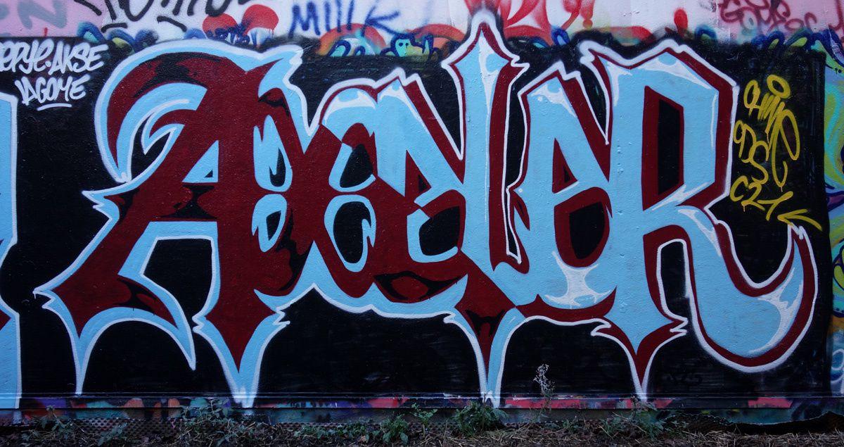 Album - Graffitis Paris Tom 066