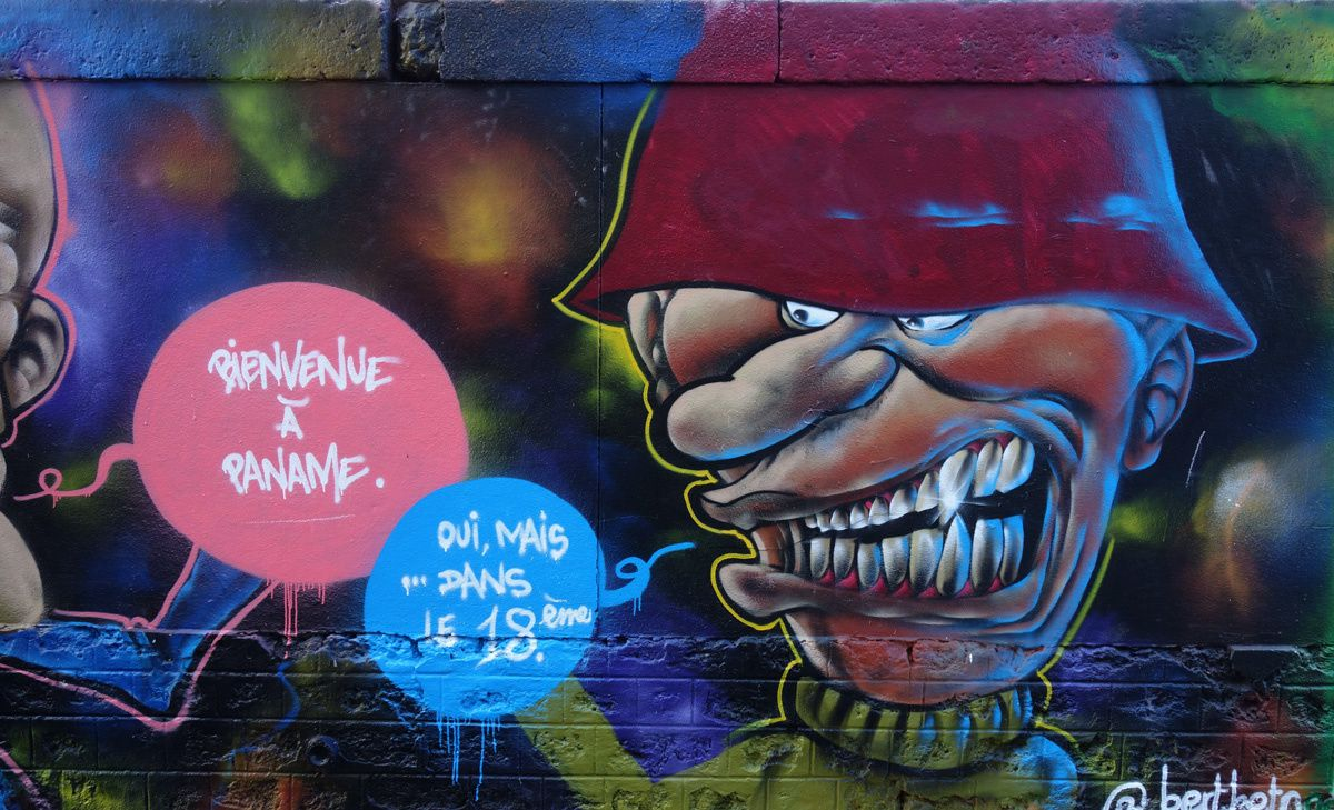 Album - Graffitis Paris Tom 067