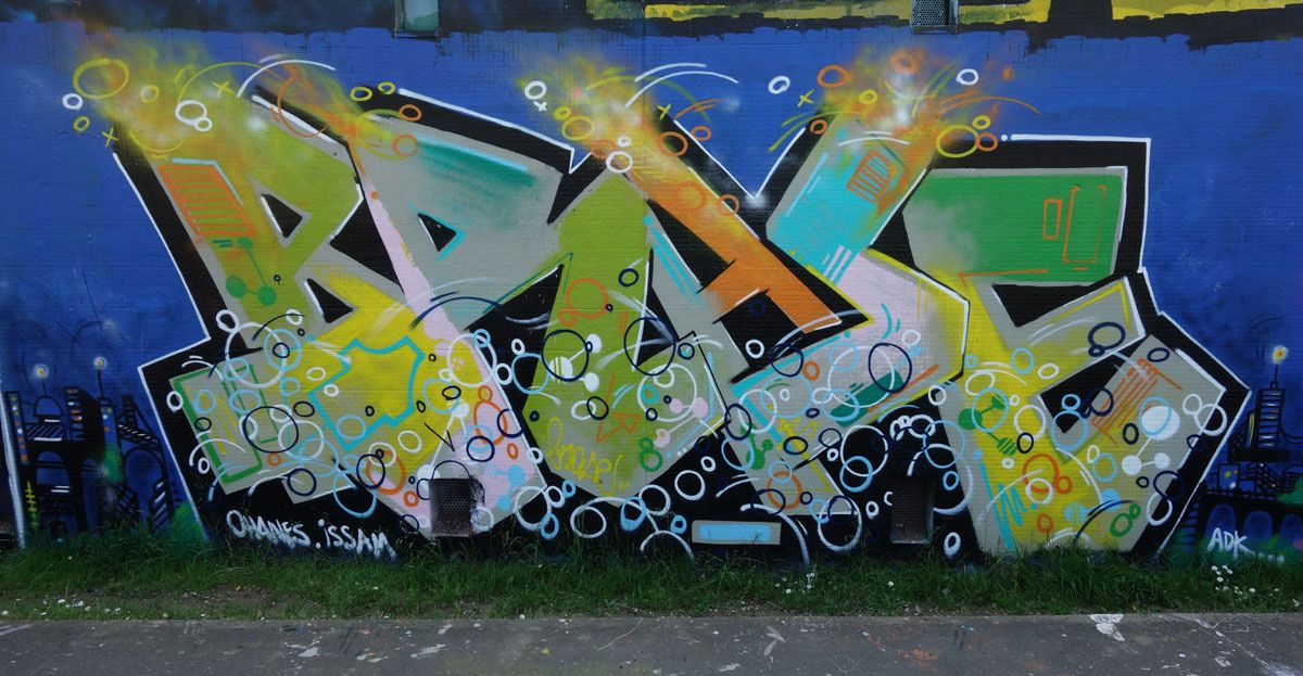 Street Art : Graffitis & Fresques Murales 75015 Paris