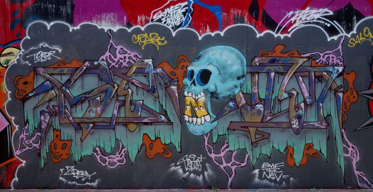 Album - Graffitis Paris Tom 068