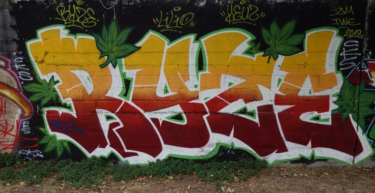 Album - Graffitis Dept 93 Tom 053