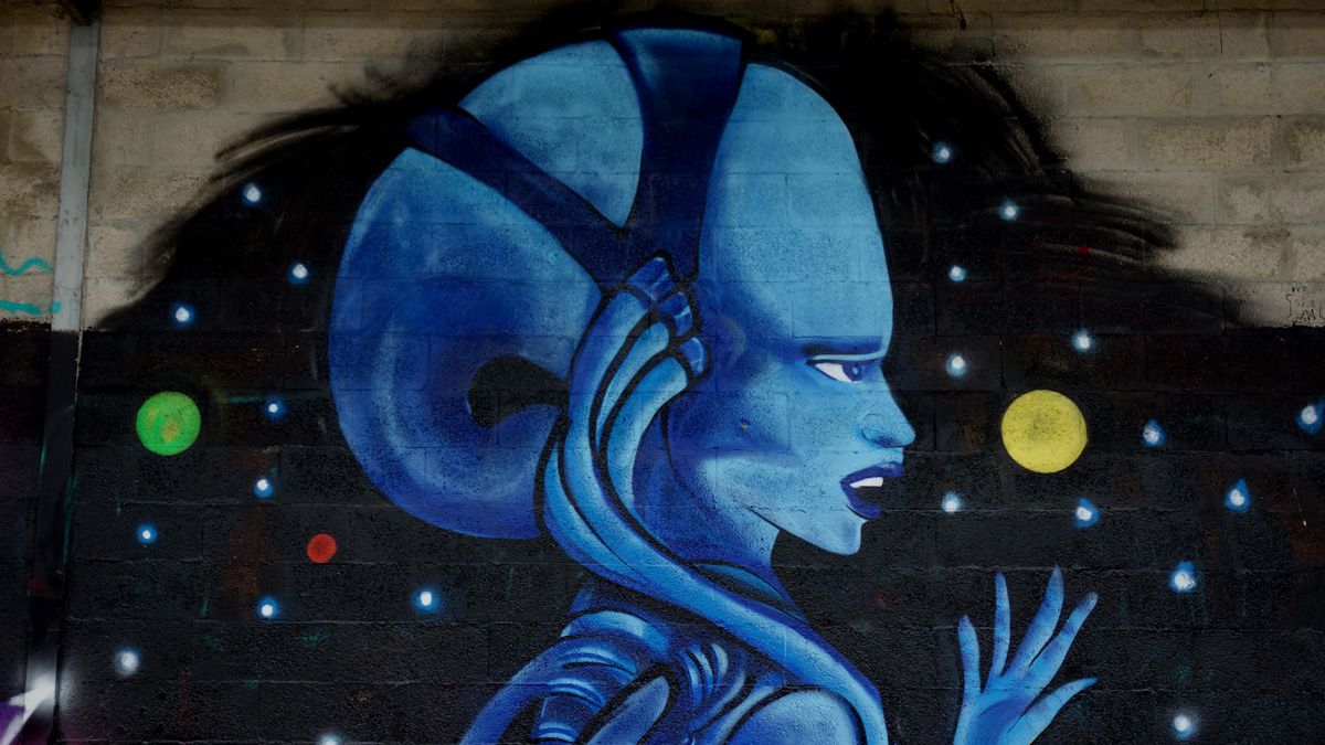Street Art : Graffitis & Fresques Murales Dept Oise (60)