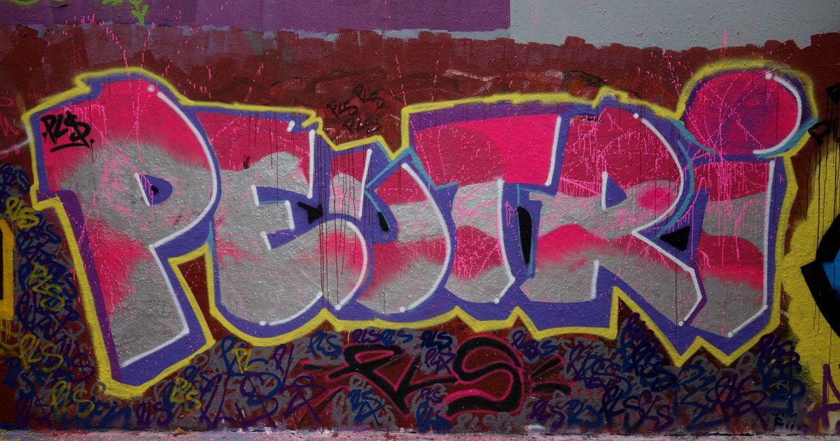 Street Art : Graffitis & Fresques Murales 75019 Paris