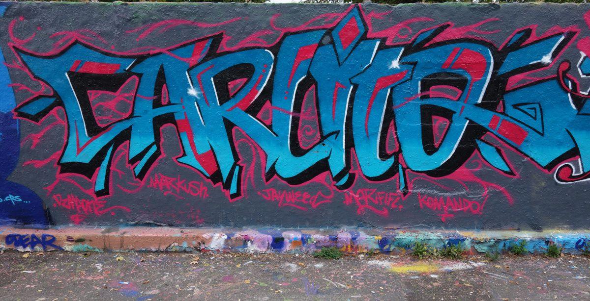 Street Art : Graffitis & Fresques Murales 92050 Nanterre