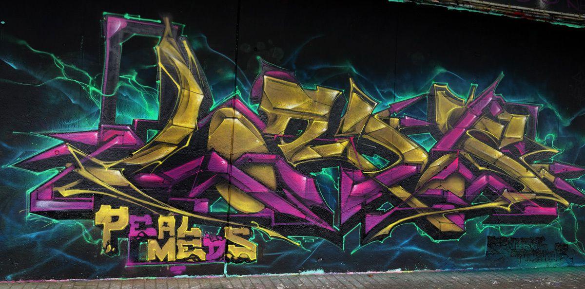 Street Art : Graffitis & Fresques Murales 2110 Wijnegem (Belgique)