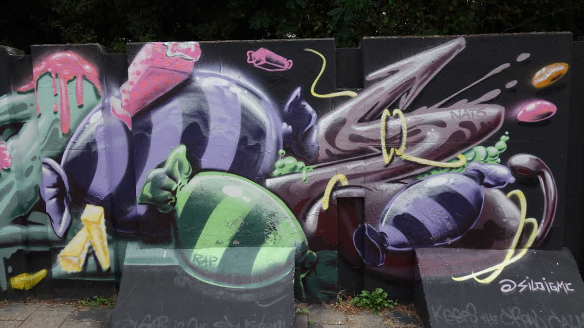 Album - Graffitis Pays Bas Tom 003