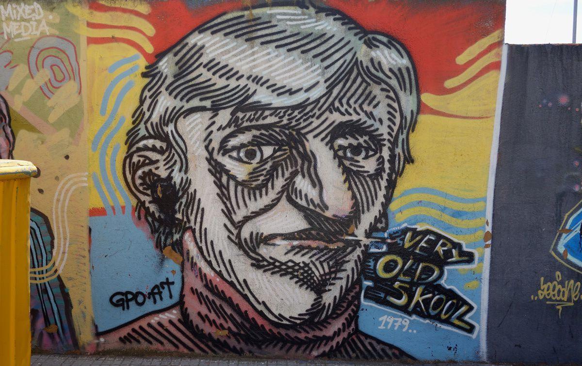 Street Art : Graffitis & Fresques Murales 08440 Cardedeu (Catalunya)