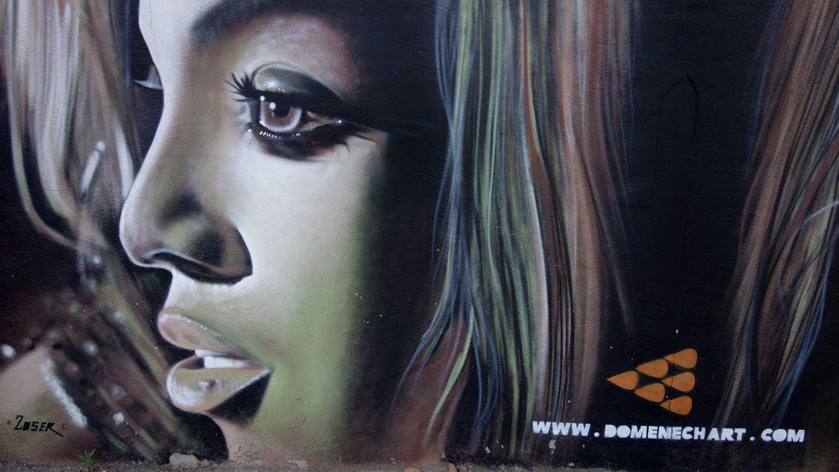 Album - Graffitis Espagne Tom 001