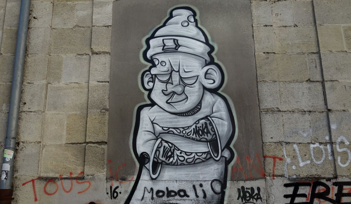 Album - Graffitis Bordeaux Tom 010
