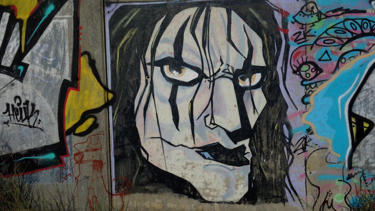 Album - Graffitis Espagne Tom 002