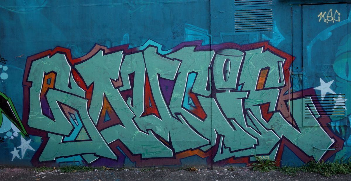 Album - Graffitis Dept 79 Tom 003