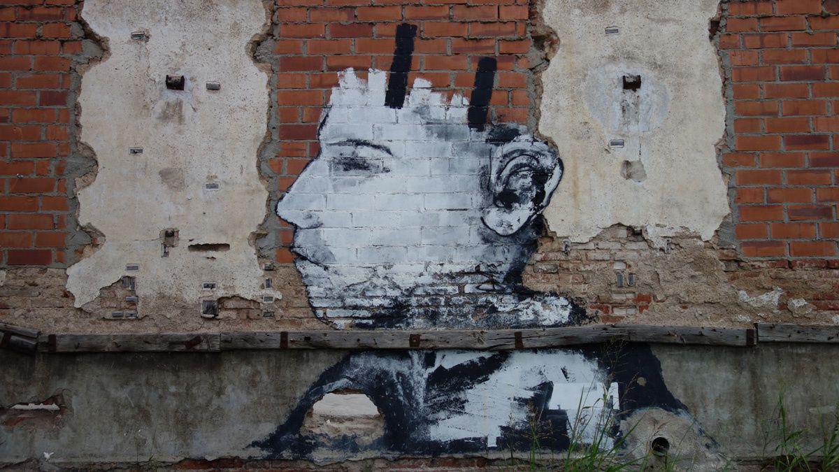 Street Art : Graffitis & Fresques Murales 08400 Granollers (Catalunya)