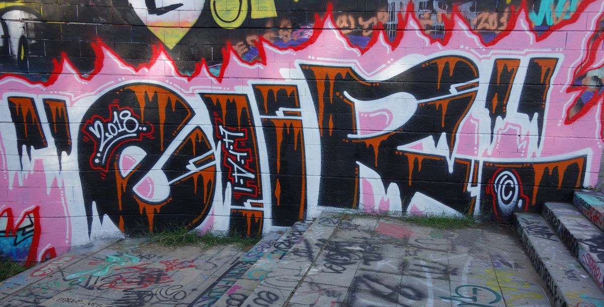 Street Art : Graffitis & Fresques Murales 08001 Barcelona (Catalunya)