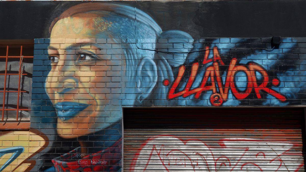 Street Art : Graffitis & Fresques Murales 08820 El Prat de Llobregat (Catalunya)