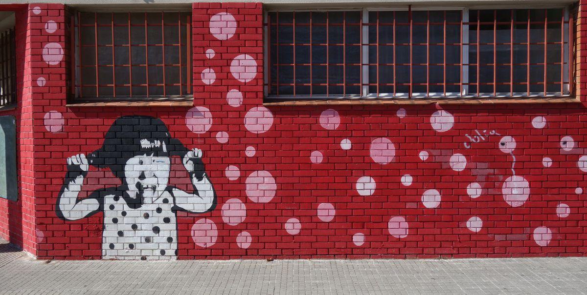 Album - Graffitis Espagne Tom 004